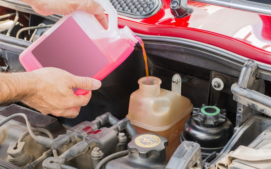 Automotive Fluid Services Brampton