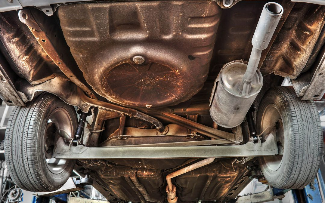 Why Should You Have Your Car Rust Checked Regularly?