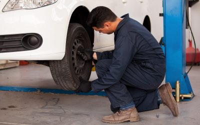 Don't Miss Your Regular Tire Rotation!