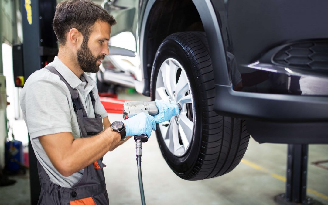 Get More from Your Tires with Regular Rotation