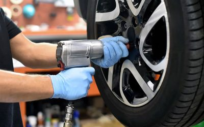 Tire Rotation Service for Safety and Longevity
