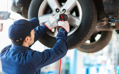 6 Amazing Benefits to Sticking with Tire Rotataion Service